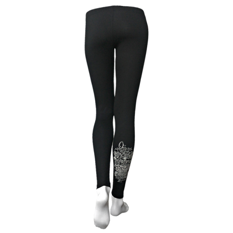 Legginsy Magic Mantra czarne